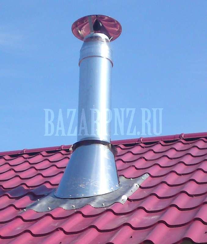 Стальные дымоходы в пензе купить дымоходов из нержавеющей стали